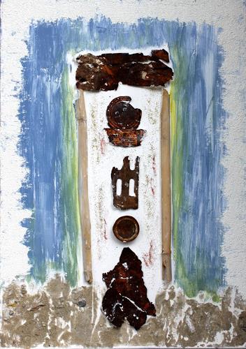 Brigitte Kölli, Historie, Symbol, Gesellschaft, Neue Figurative Malerei