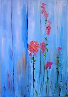 Brigitte-Koelli-Pflanzen-Blumen-Natur-Erde-Moderne-Konkrete-Kunst