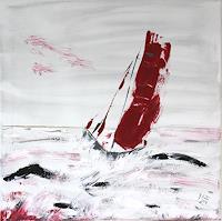 Brigitte-Koelli-Landschaft-See-Meer-Natur-Wasser-Moderne-Konkrete-Kunst
