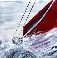 Brigitte Kölli, Sailing