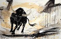 Conny-Wachsmann-Diverse-Tiere-Moderne-Andere-Neue-Figurative-Malerei