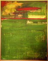 Conny-Wachsmann-Abstraktes-Landschaft-Ebene-Moderne-Expressionismus