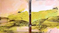 Conny-Wachsmann-Landschaft-Abstraktes-Moderne-Moderne