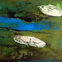 Conny-Wachsmann-Abstraktes-Landschaft-Moderne-Art-Deco