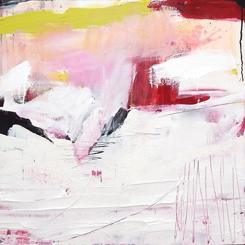 Conny Wachsmann, Wir haben doch alle nur ein Ziel, Landschaft, Diverse Landschaften, Art Déco, Abstrakter Expressionismus