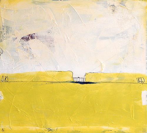 Conny Wachsmann, Schöne Urlaubsreise dann..., Abstraktes, Diverse Landschaften, Moderne, Expressionismus