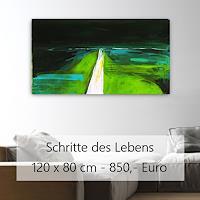 Conny-Wachsmann-Landschaft-Ebene-Abstraktes-Moderne-Abstrakte-Kunst-Action-Painting