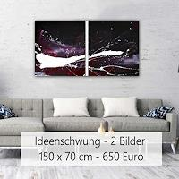 Conny-Wachsmann-Landschaft-Ebene-Diverse-Landschaften-Moderne-Abstrakte-Kunst-Action-Painting