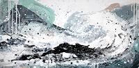 Conny-Wachsmann-Landschaft-See-Meer-Abstraktes-Moderne-Abstrakte-Kunst