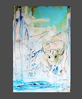 Conny-Wachsmann-Tiere-Wasser-Diverse-Tiere-Moderne-Moderne