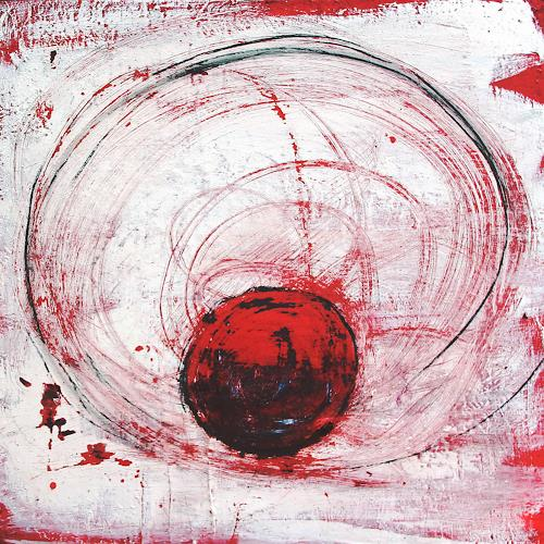 Conny Wachsmann, Yogatanz, Abstraktes, Diverse Gefühle, Abstrakte Kunst