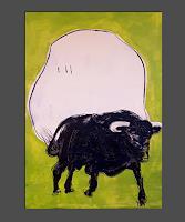 Conny-Wachsmann-Diverse-Tiere-Diverse-Landschaften-Moderne-Konkrete-Kunst