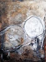 Conny-Wachsmann-Diverse-Wohnen-Abstraktes-Moderne-Expressionismus-Abstrakter-Expressionismus