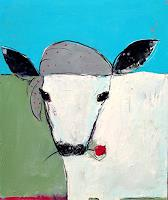 Conny-Wachsmann-Diverse-Tiere-Tiere-Land-Moderne-Abstrakte-Kunst