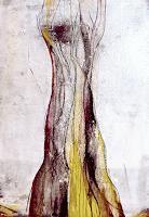 Conny Wachsmann, Vernetzungen 160 x 100 cm