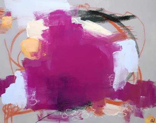 Conny Wachsmann, Friedliches Leben II, Abstraktes, Abstrakte Kunst