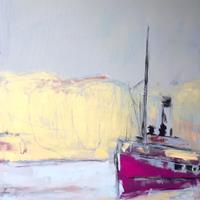 Conny-Wachsmann-Landschaft-See-Meer-Arbeitswelt-Moderne-Abstrakte-Kunst-Action-Painting