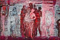 Monika-Ploghoeft-Menschen-Paare-Moderne-Andere-Neue-Figurative-Malerei