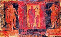 Monika-Ploghoeft-Menschen-Gruppe-Situationen-Moderne-Andere-Neue-Figurative-Malerei