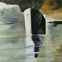 Juergen-Buese-Filzen-Natur-Wasser-Landschaft-See-Meer-Moderne-Moderne