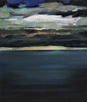 Juergen-Buese-Filzen-Landschaft-See-Meer-Natur-Luft-Moderne-Impressionismus-Neo-Impressionismus