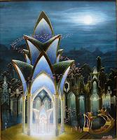 .. Angerer der Ältere, Der geheime Tempel