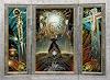 .. Angerer der Ältere, Die Seele Europas - Triptychon