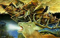 .-Angerer-der-aeltere-Tiere-Tiere-Land-Gegenwartskunst-Gegenwartskunst