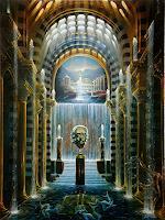 .-Angerer-der-aeltere-Fantasie-Architektur-Gegenwartskunst-Gegenwartskunst