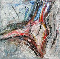 Dierk-Osterloh-Abstraktes-Diverse-Gefuehle-Moderne-Abstrakte-Kunst