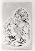 Symphonie, Mutter und Kind in Sorge