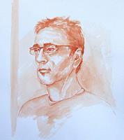 Gilberte-Vermeulen-Menschen-Gesichter-Menschen-Mann-Moderne-Impressionismus