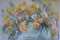 Gilberte-Vermeulen-Fantasie-Pflanzen-Blumen-Moderne-Expressionismus