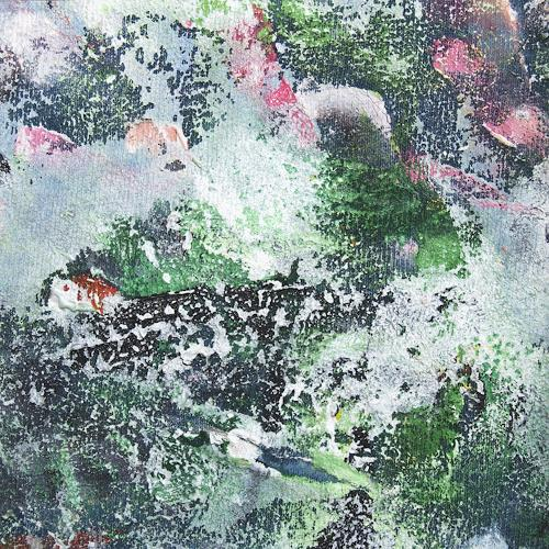 Jens Jacobfeuerborn, Miniatur 64, Abstraktes, Abstrakte Kunst