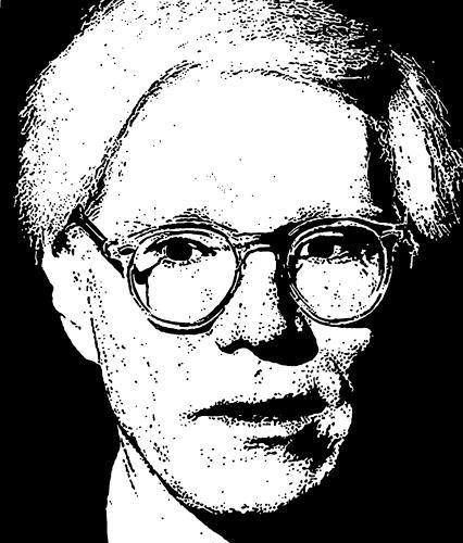 Jens Jacobfeuerborn, Andy Warhol, Menschen: Porträt, Menschen: Gesichter, Pop-Art, Expressionismus