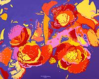 Jens-Jacobfeuerborn-Pflanzen-Blumen-Gefuehle-Freude-Moderne-Pop-Art