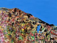Jens-Jacobfeuerborn-Landschaft-Berge-Fantasie-Gegenwartskunst--Gegenwartskunst-