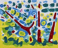 Jens-Jacobfeuerborn-Pflanzen-Baeume-Fantasie-Moderne-Pop-Art