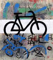 Jens-Jacobfeuerborn-Verkehr-Fahrrad-Fantasie-Moderne-Moderne