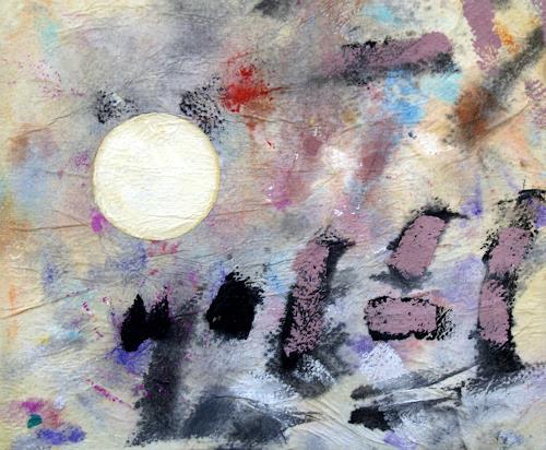Jens Jacobfeuerborn, Verstrahlt/3, Abstraktes, Diverse Landschaften, Abstrakte Kunst, Expressionismus