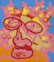 Jens-Jacobfeuerborn-Abstraktes-Menschen-Gesichter-Moderne-Pop-Art