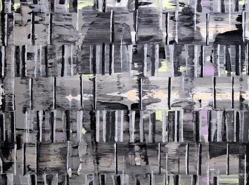 Jens Jacobfeuerborn, O.T., Abstraktes, Musik, Abstrakte Kunst