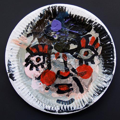 Jens Jacobfeuerborn, Das innere Kind, Menschen: Kinder, Fantasie, Gegenwartskunst
