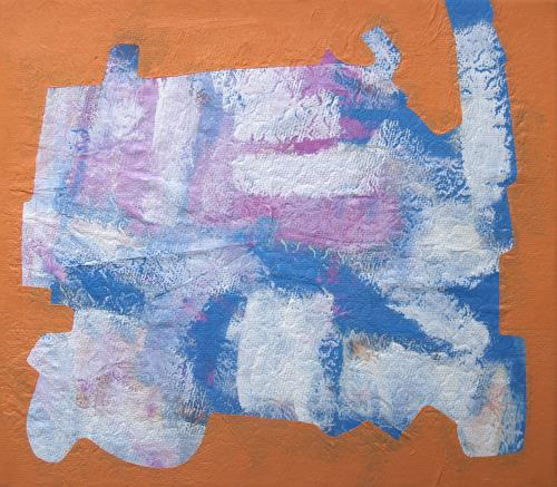 Jens Jacobfeuerborn, O.T., Abstraktes, Fantasie, Abstrakte Kunst