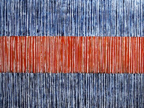 Jens Jacobfeuerborn, O.T., Abstraktes, Dekoratives, Abstrakte Kunst