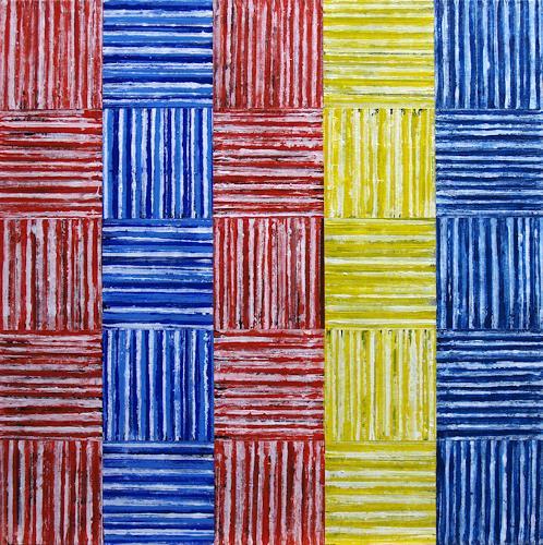 Jens Jacobfeuerborn, 25/3, Abstraktes, Dekoratives, Abstrakte Kunst