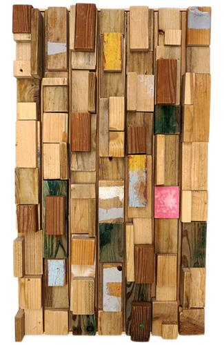 Jens Jacobfeuerborn, Holzobjekt 3, Abstraktes, Dekoratives, Gegenwartskunst