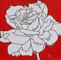 Jens-Jacobfeuerborn-Pflanzen-Blumen-Moderne-Pop-Art