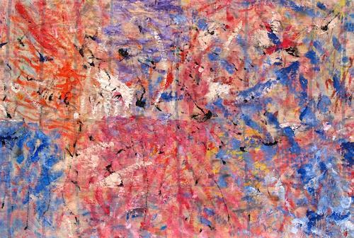 Jens Jacobfeuerborn, Verstrahlt, Abstraktes, Diverse Landschaften, Abstrakte Kunst