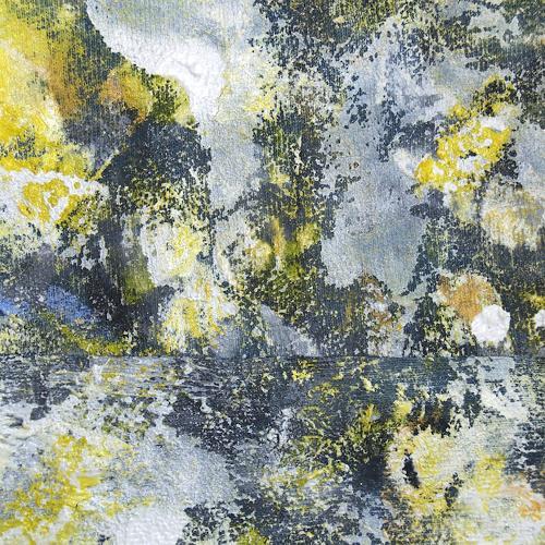 Jens Jacobfeuerborn, Miniatur 48, Abstraktes, Abstrakte Kunst